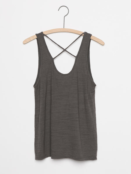 Cross Strap Tank, Clothing, LnA - Melloré