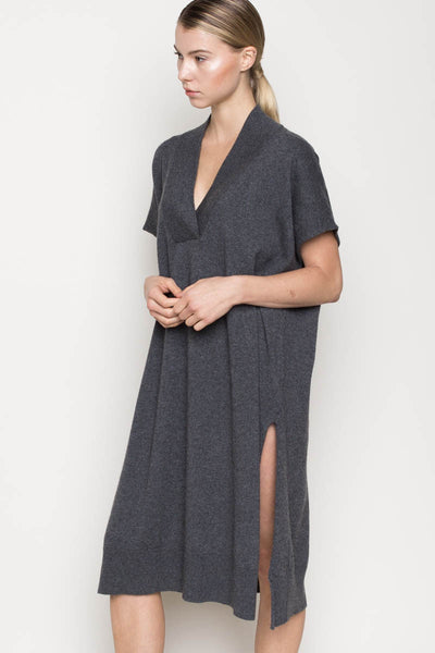 Knit Midi Dress, Clothing, BERTI - Melloré