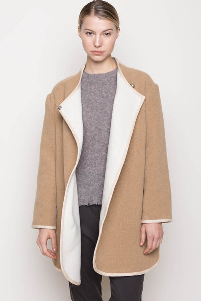 Manola Coat, Clothing, MKT STUDIO - Melloré