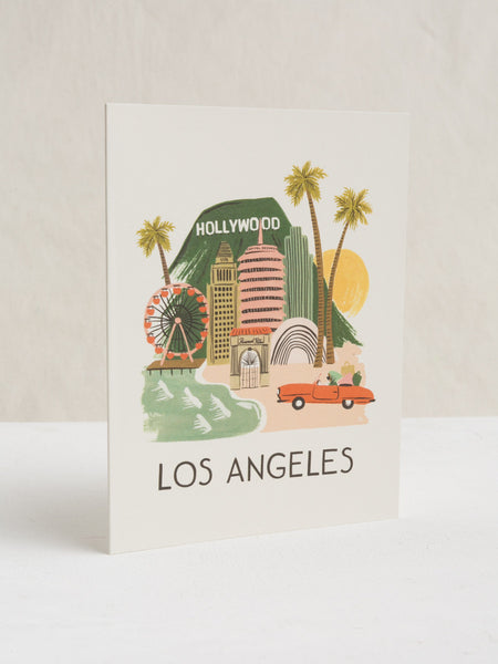 Los Angeles Card, Accessories, Rifle Paper Co. - Melloré