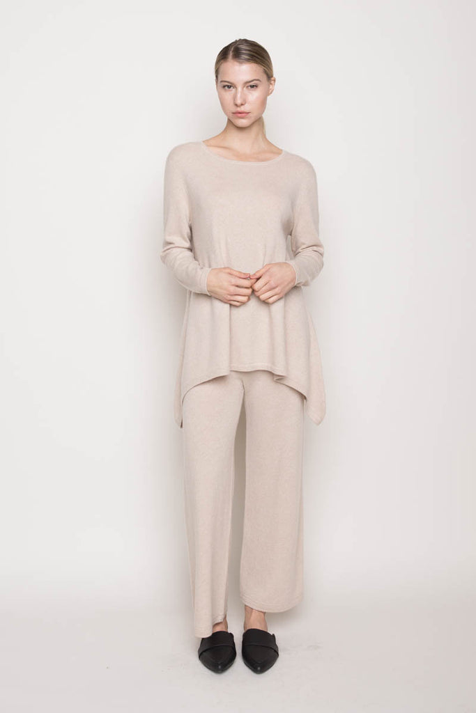 Cashmere Pants, Clothing, SORI - Melloré