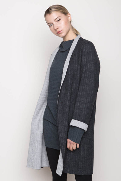 Double Cloth Jacket, Clothing, BERTI - Melloré