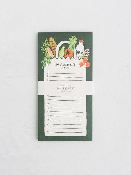 Market List, Accessories, Rifle Paper Co. - Melloré