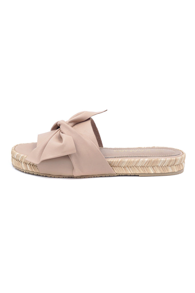 Tularosa Flatform Slide with Bow