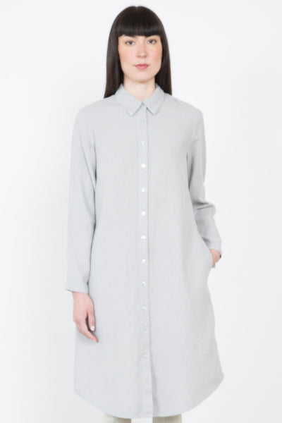 Crane Shirt Dress, Clothing, PRAIRIE UNDERGROUND - Melloré