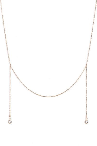 Emnia Necklace Gold