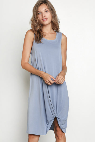 Sleeveless Midi Dress