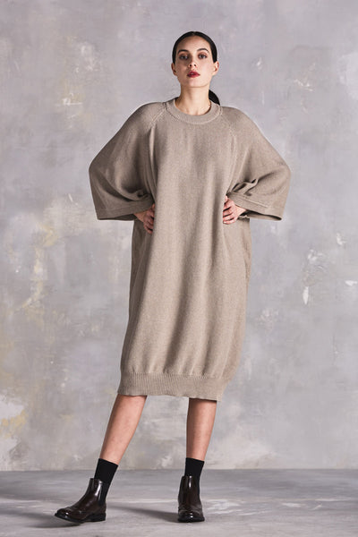 Voyage Cape Dress