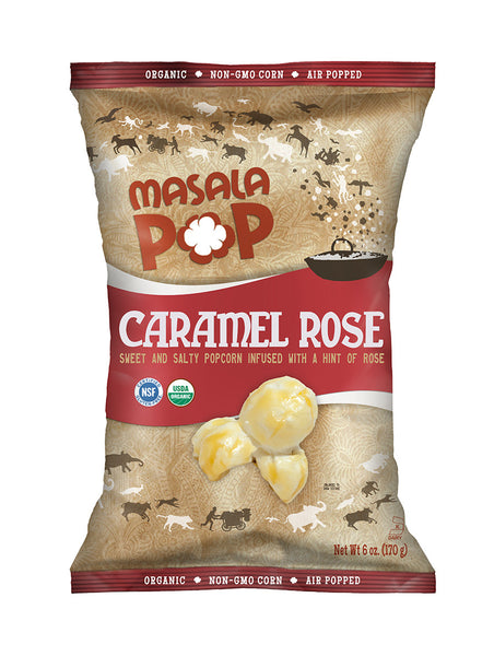 Caramel Rose Flavor [12-pack]