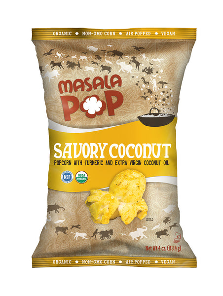 Savory Coconut [12-pack]