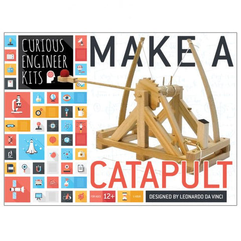 Make a Catapult Kit - Science kit for kids