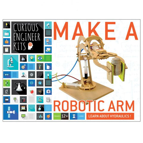 Make a Robotic Arm Kit - Beguiled Child  - 1