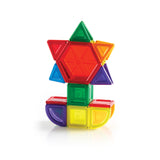 PowerClix Solids - 70 Piece Magnetic Building Set - Beguiled Child  - 11
