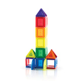 PowerClix Solids - 70 Piece Magnetic Building Set - Beguiled Child  - 5