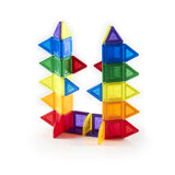 PowerClix Solids - 70 Piece Magnetic Building Set - Beguiled Child  - 6