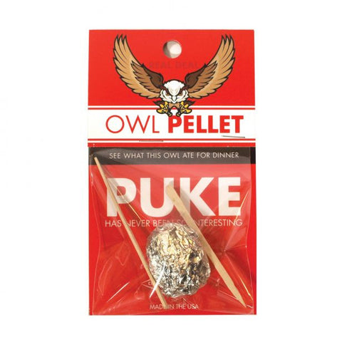 Owl Puke Pellet - Beguiled Child  - 1