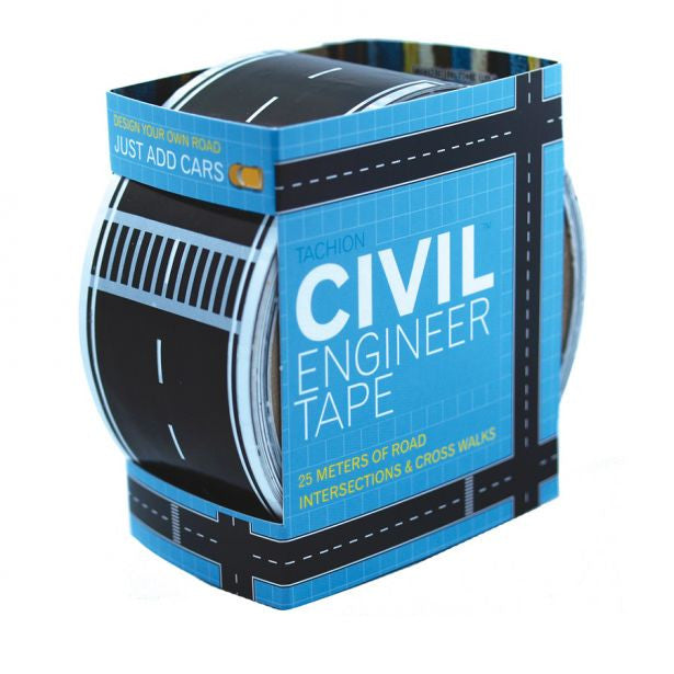 Civil Engineer Tape - Beguiled Child  - 1
