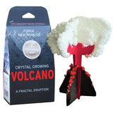 Volcano Crystal Growing Kit - Beguiled Child  - 1