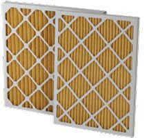"18 x 25 x 2"" MERV 11 Pleated Furnace Filters - 12 Pack"