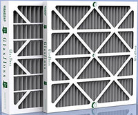 "Santa Fe Dehumidifier 16 x 20 x 2"" Carbon Odor Control Filter - 12 pack"
