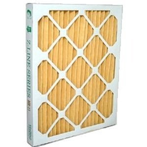 "SaniDry CSB Dehumidifier 12 x 12 x 1"" MERV 11 Replacement Filter - Case of 24"