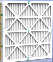 "16 x 24 x 2"" MERV 8 Pleated Filters - 12 Pack"