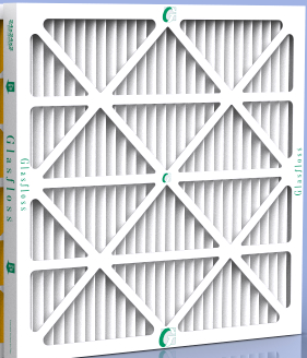"Santa Fe Advance 2 Dehumidifier MERV 8 Filter 14 x 17.5 x 2"" 4031062 6-Pack"