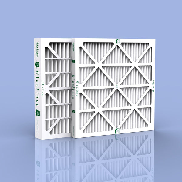 "Santa Fe Dehumidifier 16 x 20 x 2"" MERV 13 Filter - 12 pack"