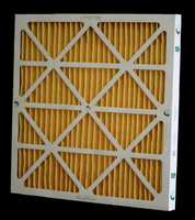 "Honeywell DR90 or DR120 Dehumidifier MERV 11 Filter 14 x 17.5 x 2"" Case of 12"