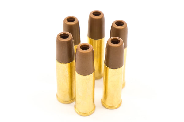 BB Revolver Cartridges for Bear River/Black Ops Exterminator - Pack of 6 Shells for Standard .177 Caliber BBs - Refurb