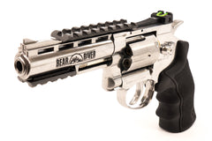 "Refurbished Exterminator 4"" Full Metal BB Revolver"