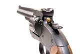 Schofield No. 3 Revolver - .177 Full Metal Airgun Pistol - CO2 BB Gun Shoot BB or Pellet Ammo - Refurb