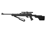 Refurbished Bear River Sportsman 900 Air Rifle - Multi-Pump .177 Airgun - BB/Pellet Gun with Scope Included