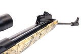 TPR 1200 Hunting Bear River Air Rifle - .177 Airgun - Pellet Gun with Scope Included - Camo - Refurbished