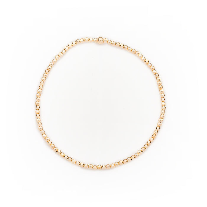 Classic Bracelets in 14k Yellow Gold Filled