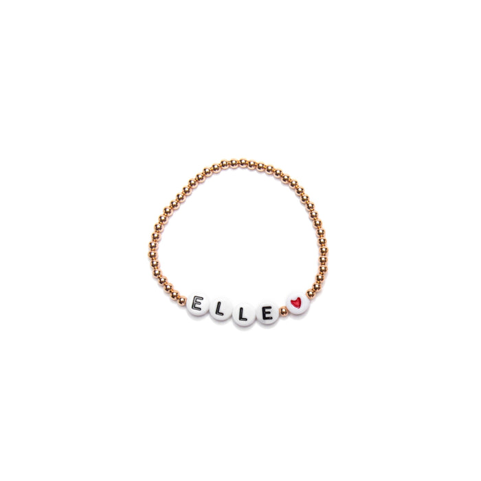 Custom Name Bracelet - Child Size