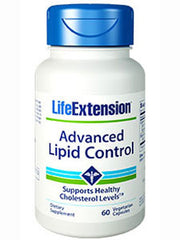 Advanced Lipid Control 60 vegcaps