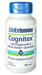 Cognitex w/Pregn & Brain Shield 90 gels
