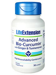 Advanced Bio-Curcumin 30 softgels