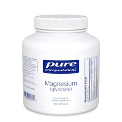 Magnesium (glycinate) 180's