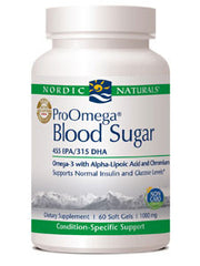 ProOmega® Blood Sugar 1000 mg 60 gels