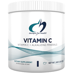 Vitamin C + Alkalizing Minerals   (Buffered Powder) 240 g