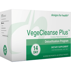 Vege Cleanse™ Plus 14-Day Detoxification Program (Formerly: Paleo Cleanse Plus 14 Day Detoxification Program)