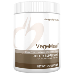 VegaMeal™ DF Chocolate 570g (Formerly: PaleoMeal DF Chocolate)