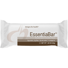 EssentiaBar™ Double Dark Chocolate (Formerly: PaleoBar Chocolate Coated) Case of 18