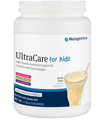 Ultracare For Kids Vanilla 630g