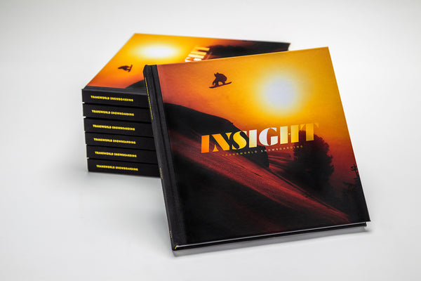 Limited Edition Insight Photo Book & DVD Set