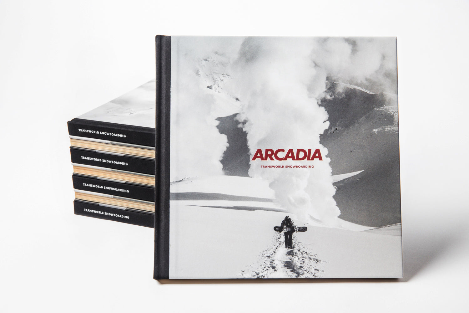 Limited Edition 130+ Page Arcadia Photo Book