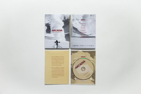 Arcadia Movie DVD