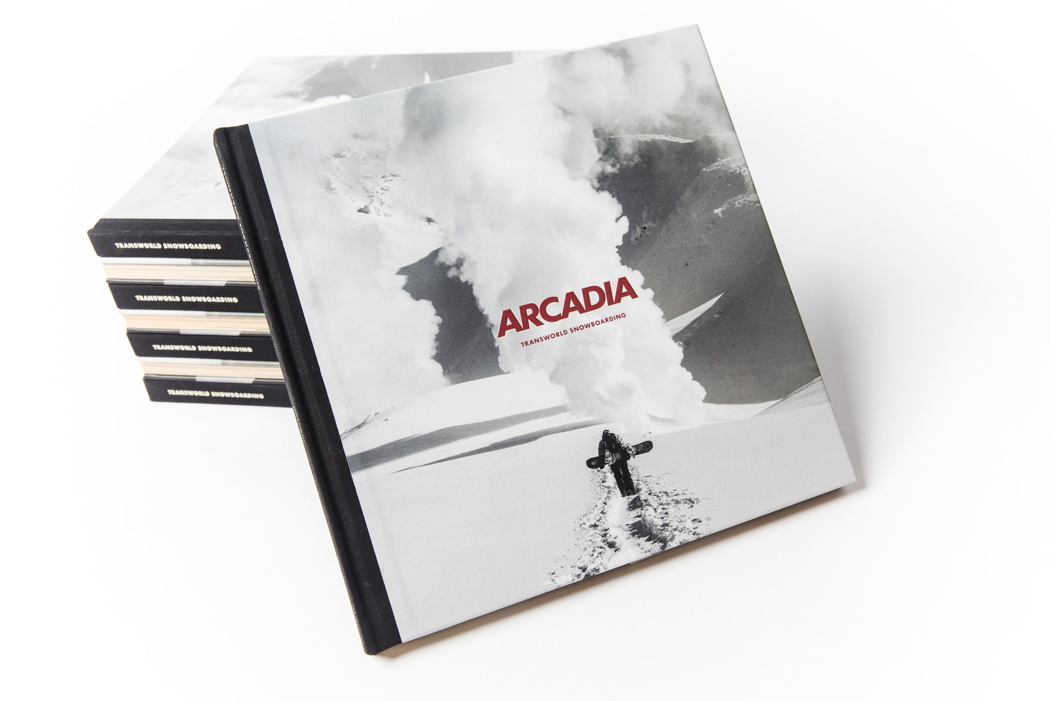 Limited Edition 130+ Page Arcadia Photo Book & DVD Set
